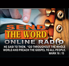 Send The Word Online Radio
